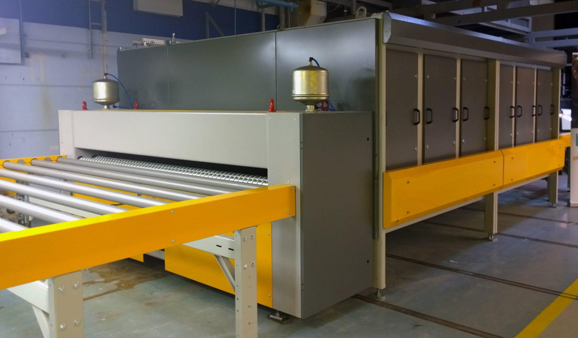 ProL-zone upgrade for flat glass lamination lines