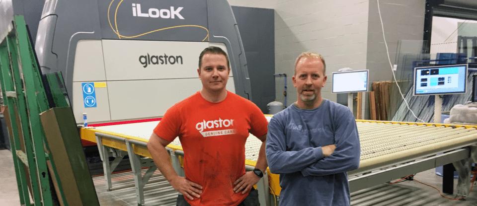 Substituição da câmara de aquecimento Glaston FC500-zone na United Plate Glass nos EUA