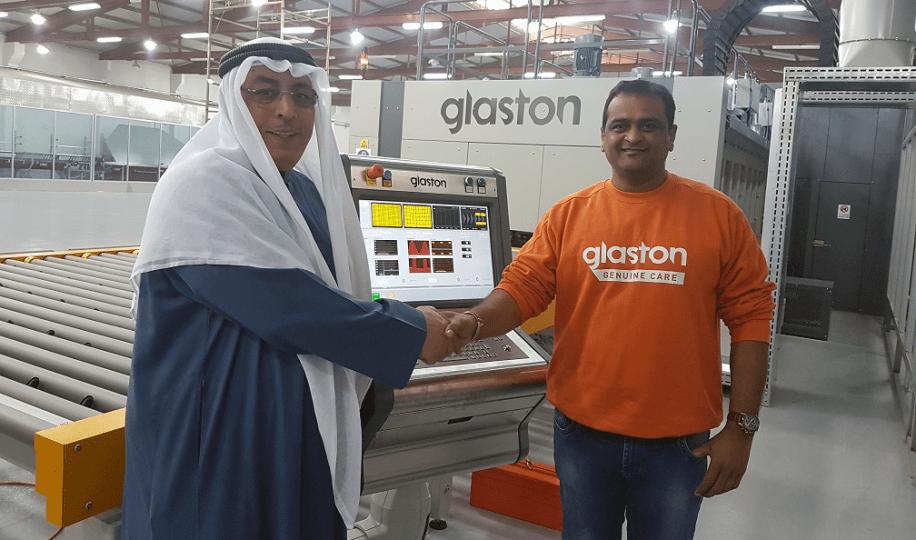 FC500 at Al-Hadi Glass Industries Kuwait