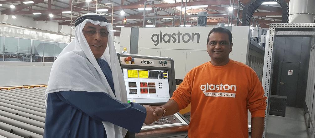 Al-Hadi Glass Industries, Kuwait - Glaston