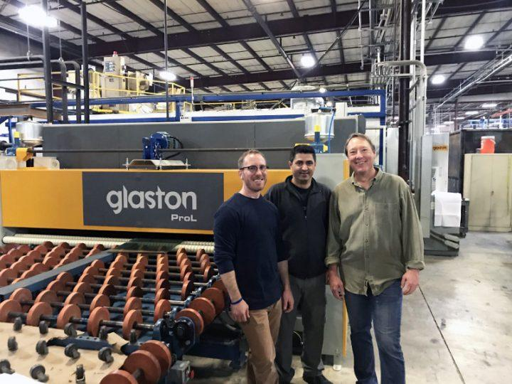 Glaston ProL-zone upgrade at Tristar Glass